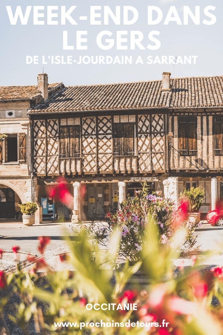 Vous cherchez une destination de vacances en France ? Pourquoi ne pas visiter le Gers ? Suivez ce guide pour un week-end en France. Vacances Occitanie / Occitanie France / Occitanie tourisme / Sud ouest France / Sud ouest paysage / France travel / France tourisme / road trip France / Europe travel / Europe travel list / Vacances en France / Voyage France/ Destinations de voyages / Idées voyages / Europe / Vacances Europe / Gers France / Gers tourisme / Gers paysage / Week end France destinations