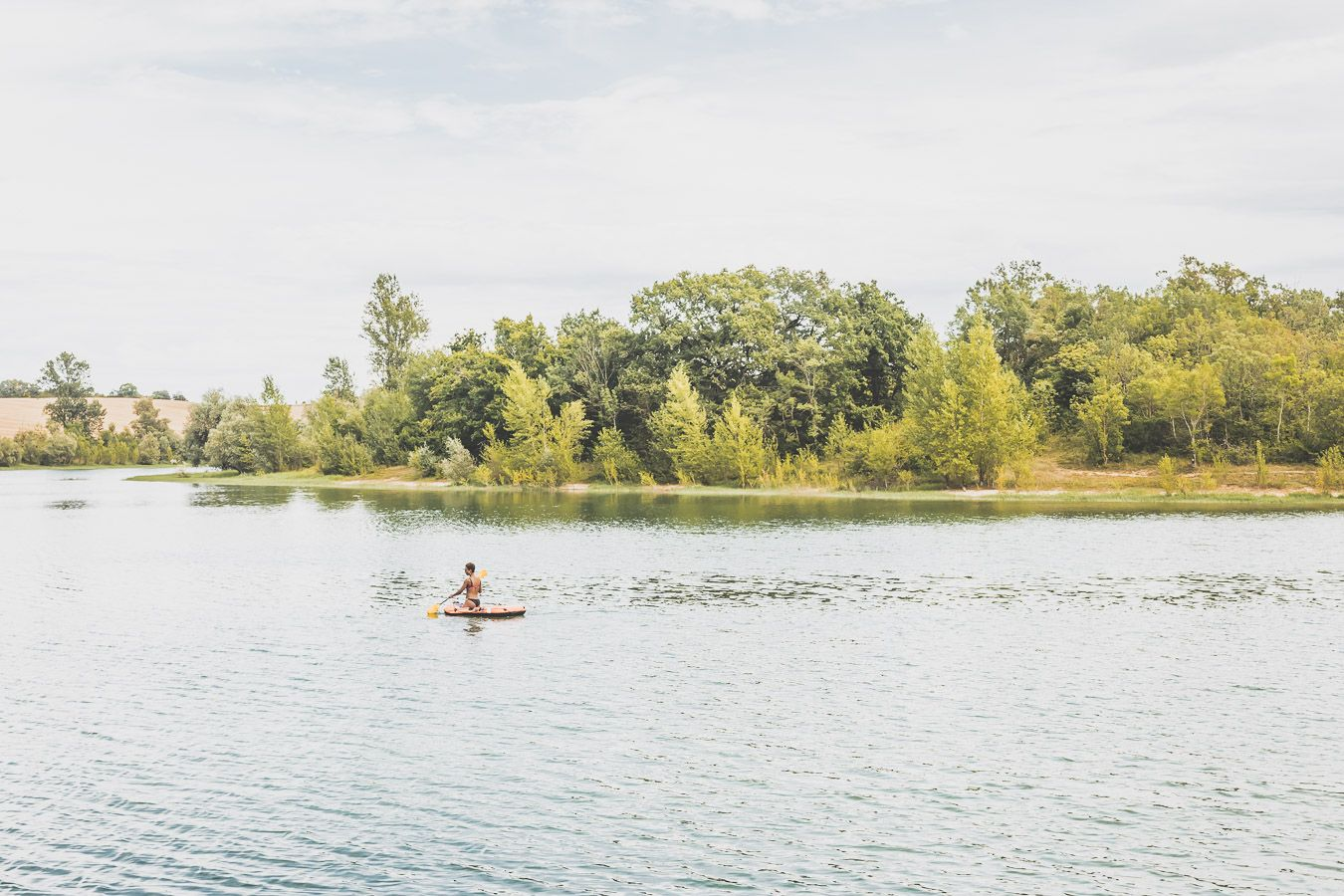 Lac de Thoux - Saint-Cricq
