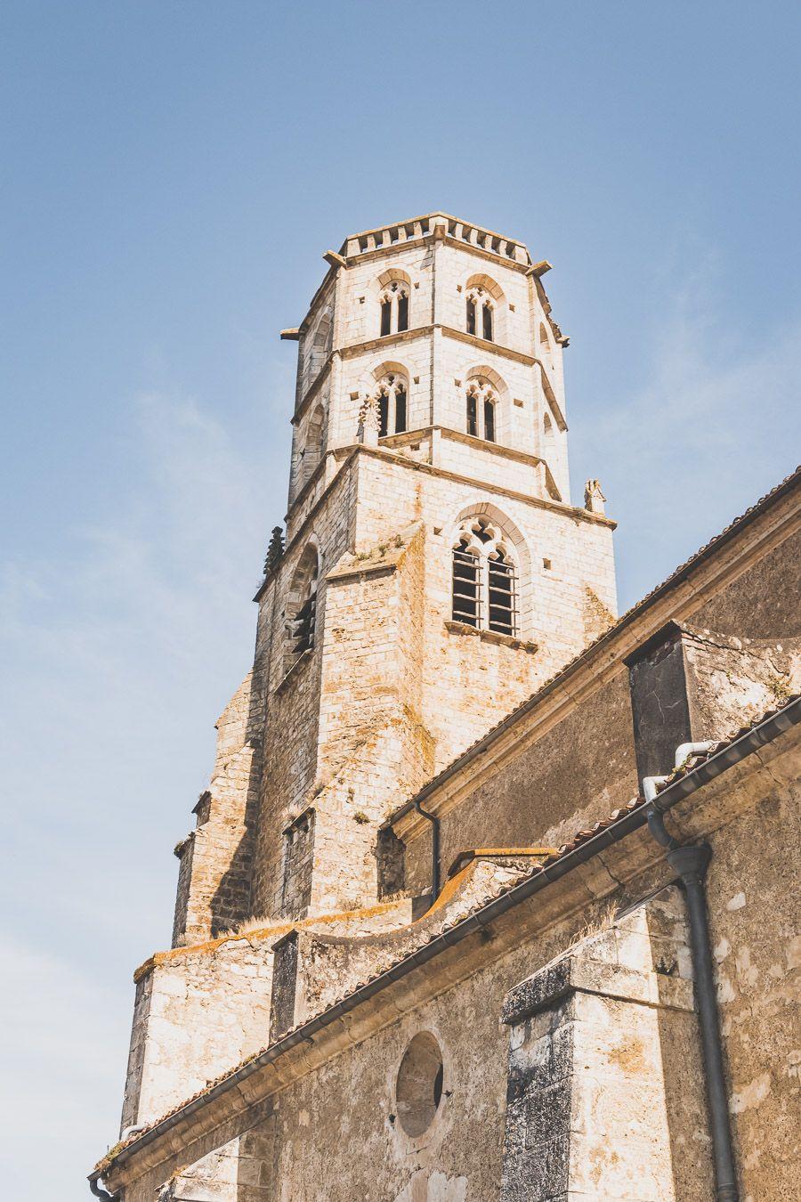 Ville de Mauvezin : visite du Gers