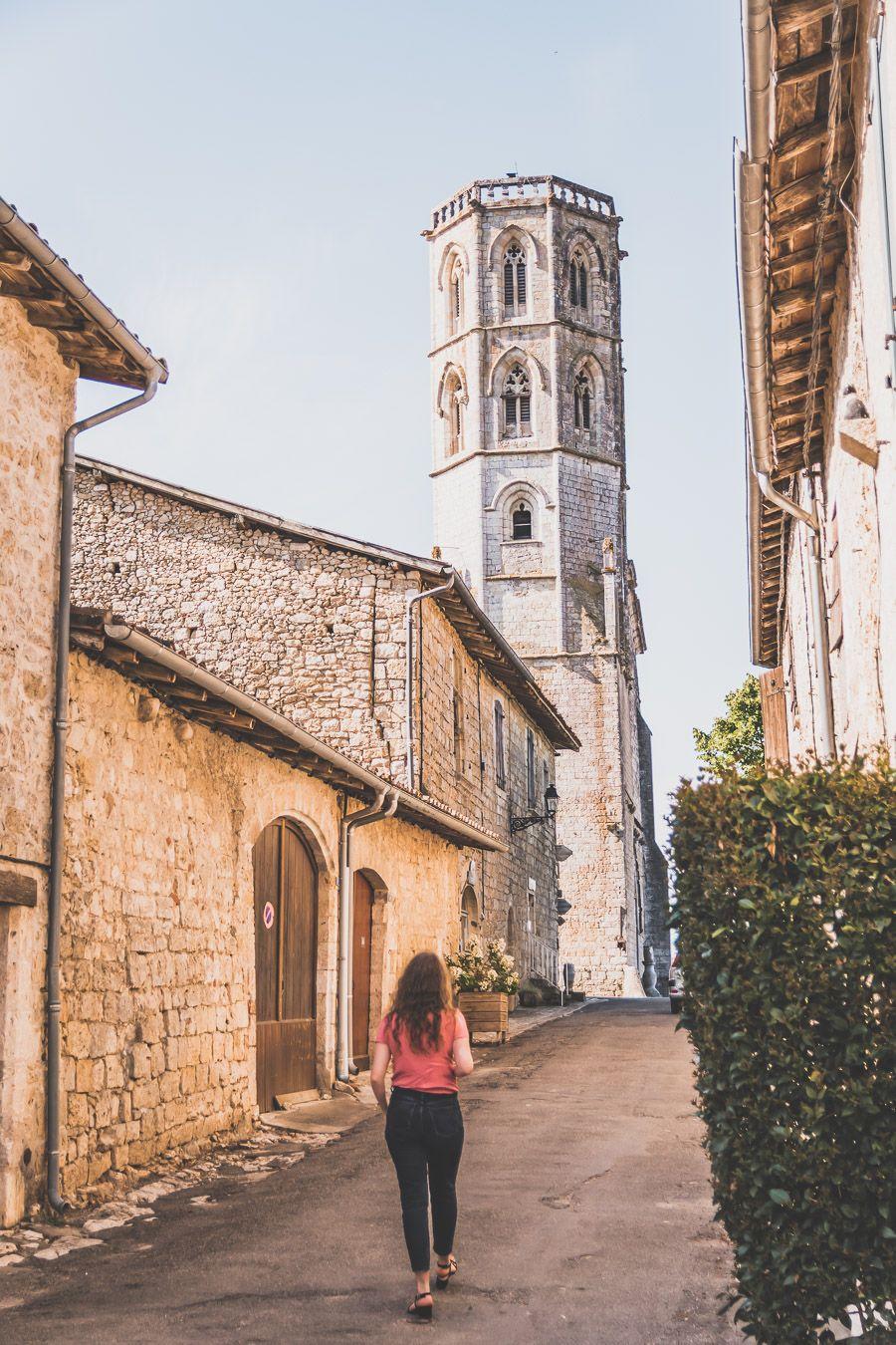 Week-end dans le Gers : Monfort