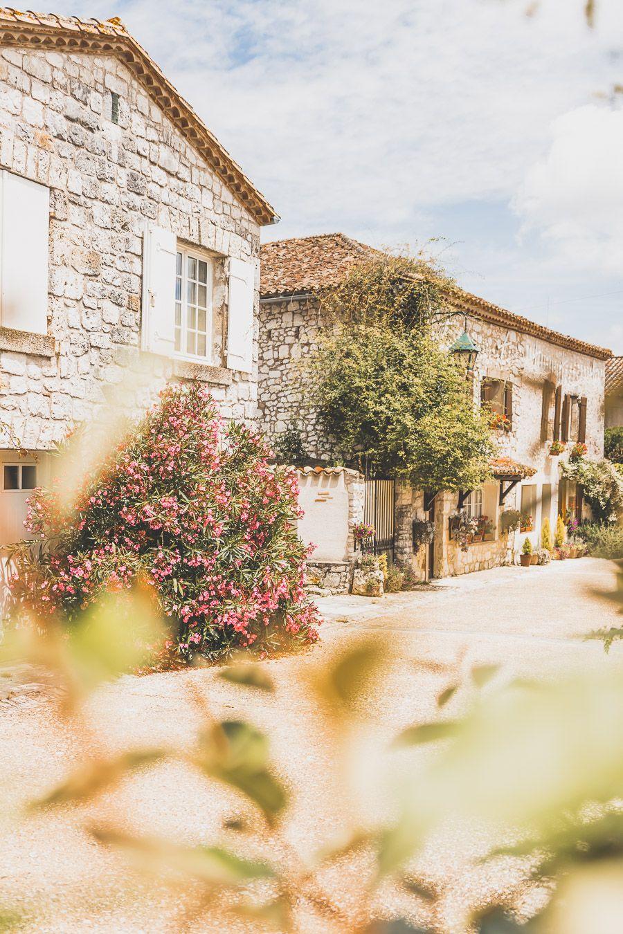Visiter Pujols dans le Lot-et-Garonne