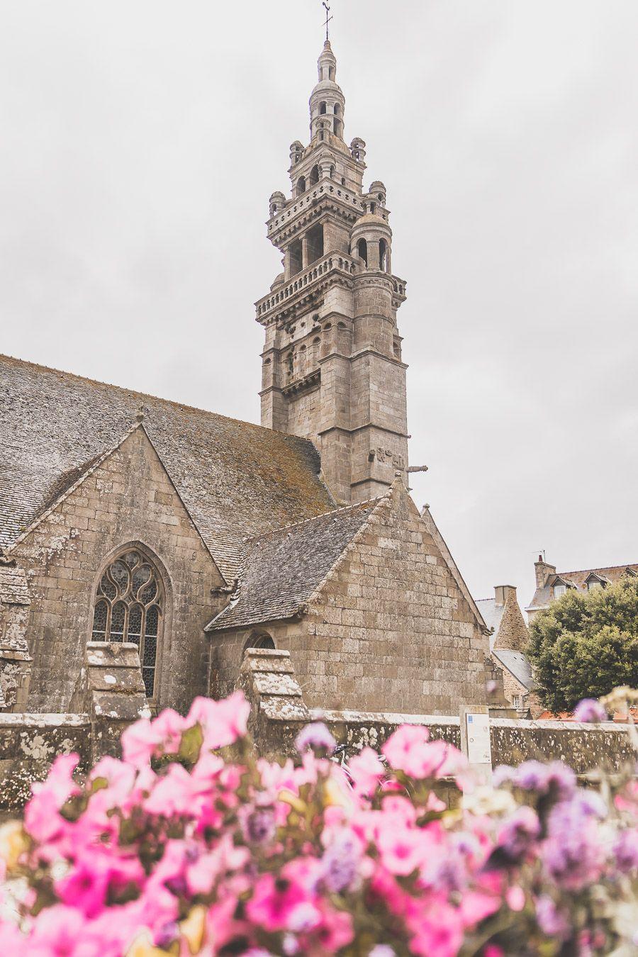 Roscoff, jolie ville de Bretagne