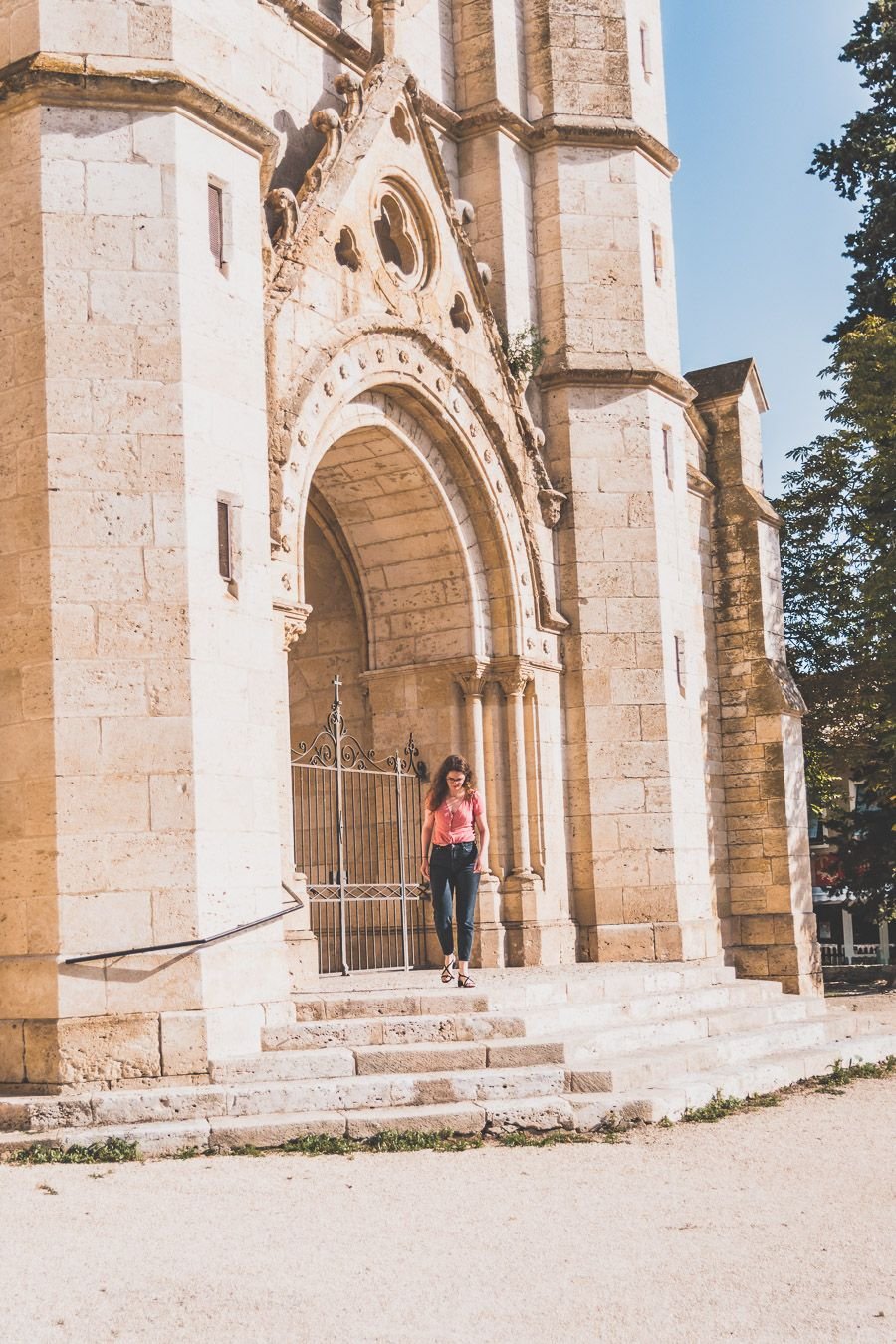 Week-end dans le Gers : de L'Isle-Jourdain à Sarrant