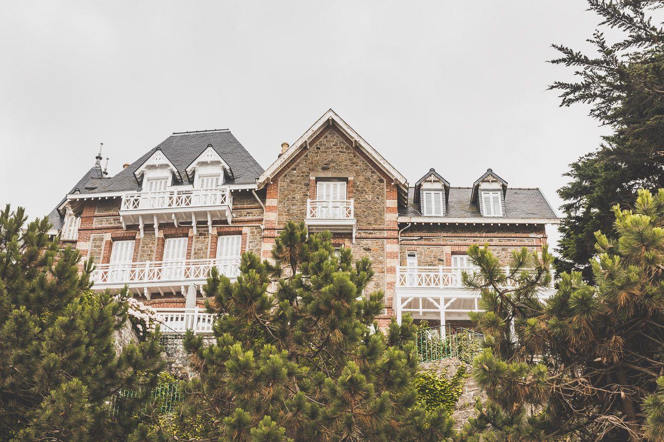 Maisons de Dinard