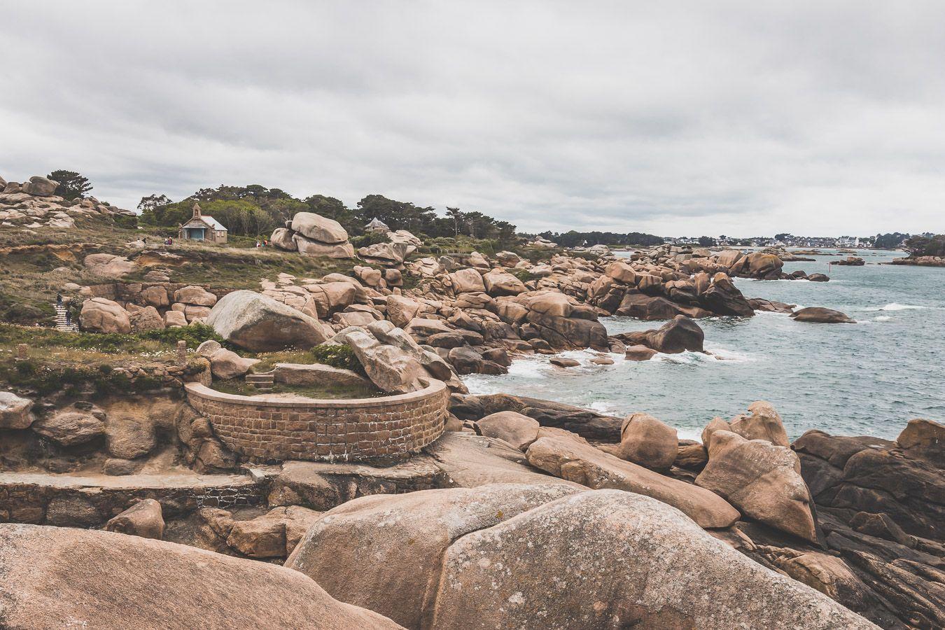 Ploumanac'h - sentier du littoral