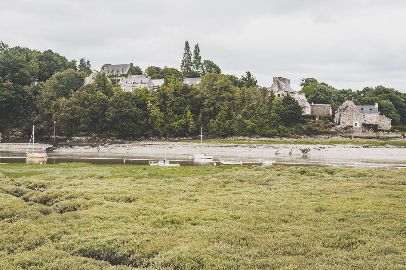 Port du Guildo dans les Côtes-d'Armor