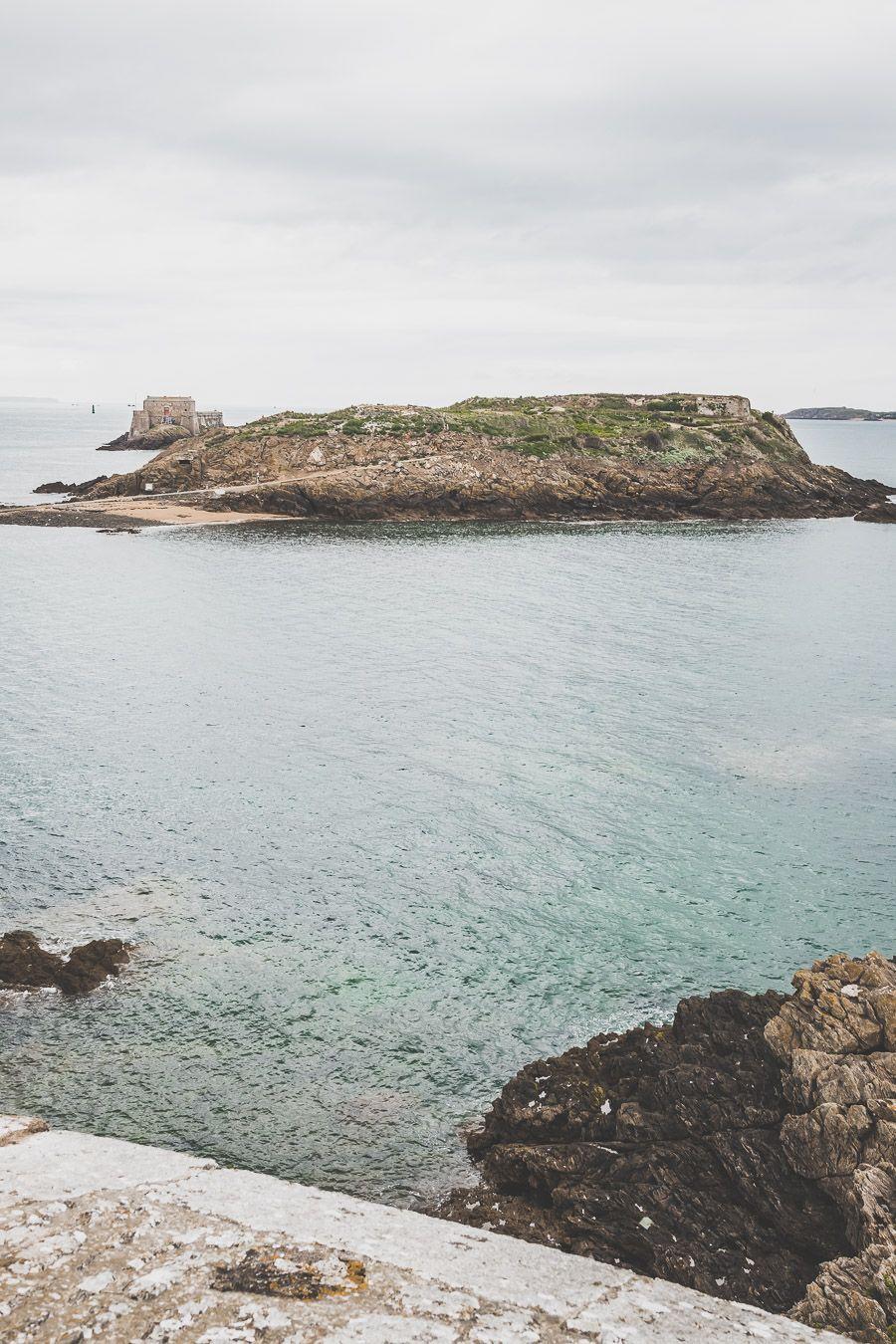 Saint-Malo et les alentours