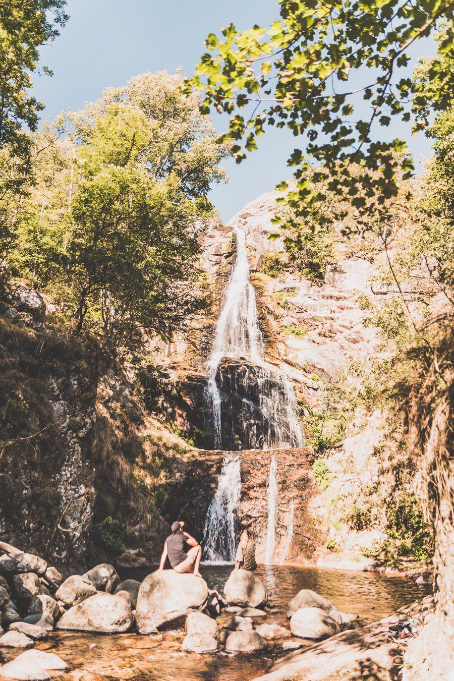 Un incontournable lors d'un week-end en Lozère : la cascade de Runes