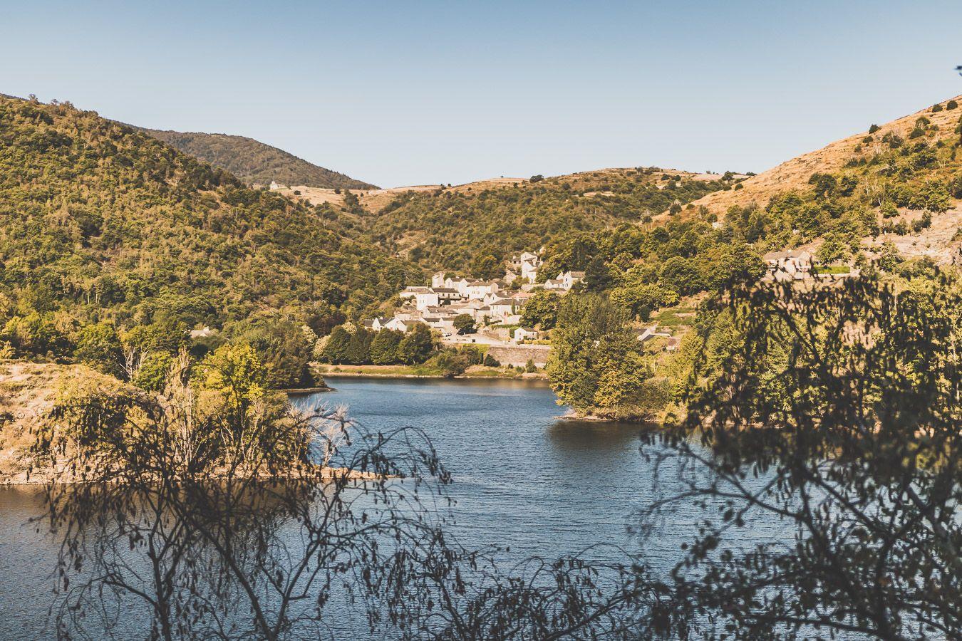 Le village de Castanet