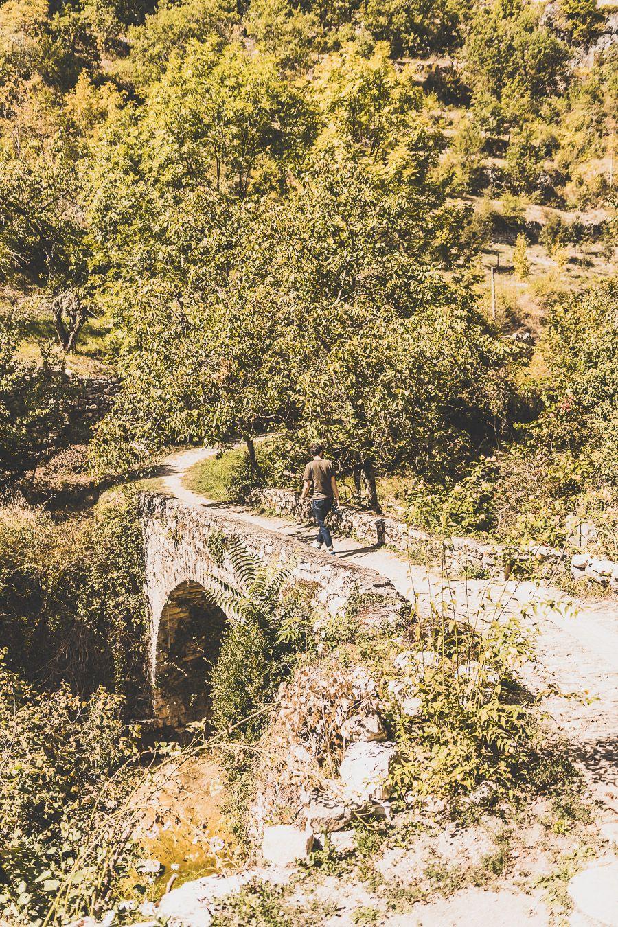 Week-end en Lozère dans les Gorges du Tarn