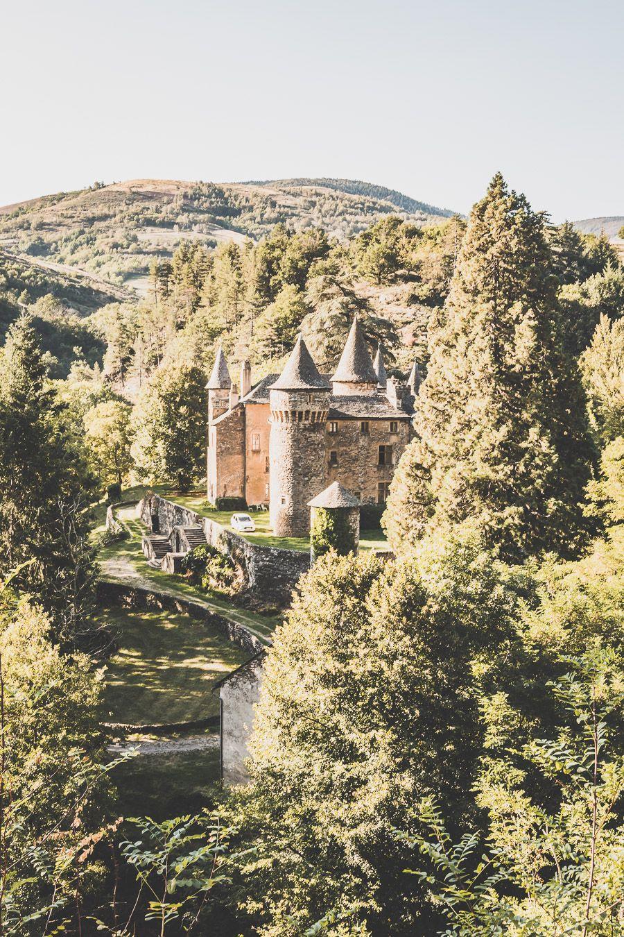 Château du Champ en Lozère