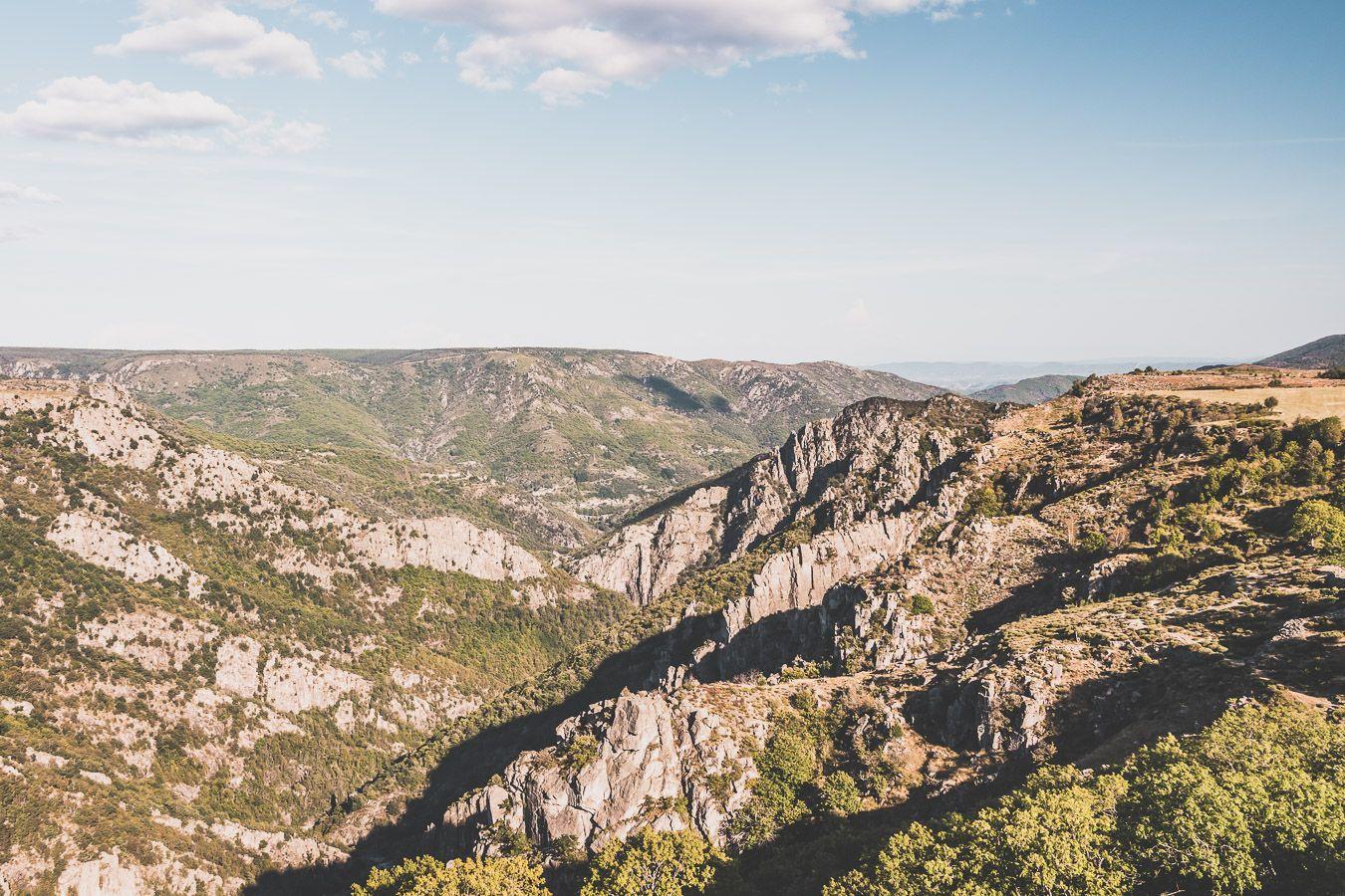 Les Gorges de Chassezac en Lozère