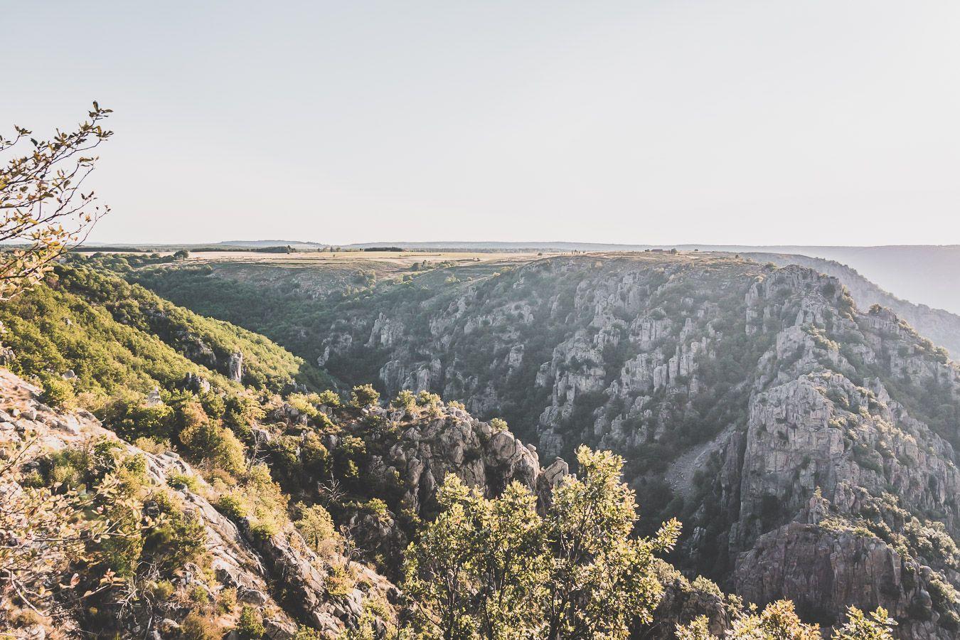 Gorges de Chassezac