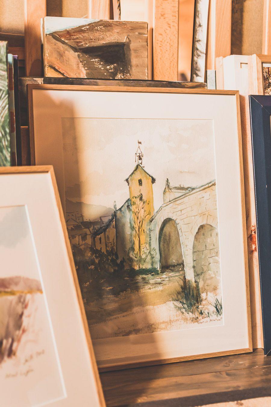Week-end en Lozère : rencontre avec une artiste locale, Héléna Avron