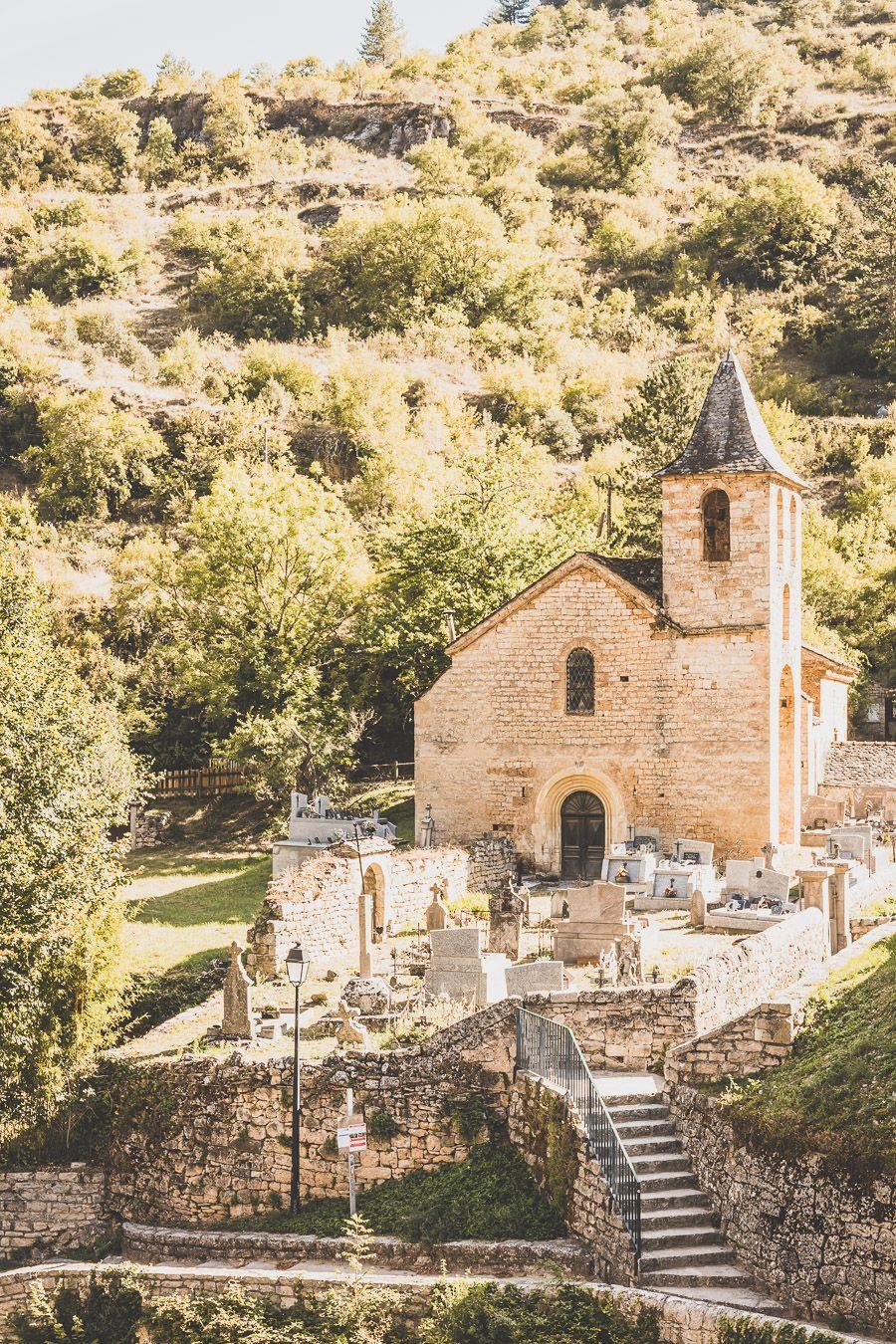 église de Saint-Chély-du Tarn