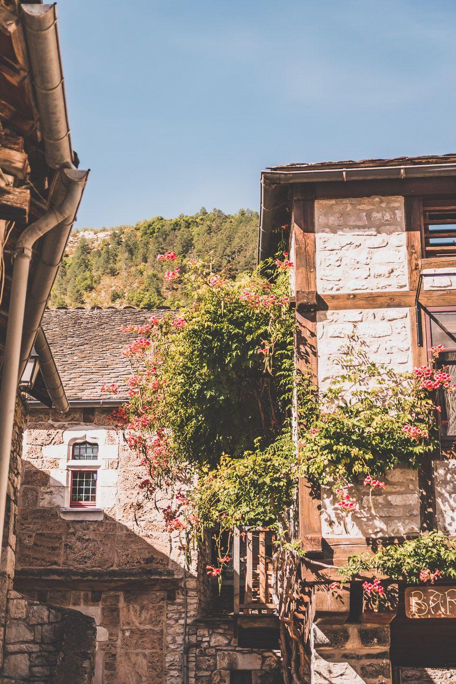 village d'Occitanie