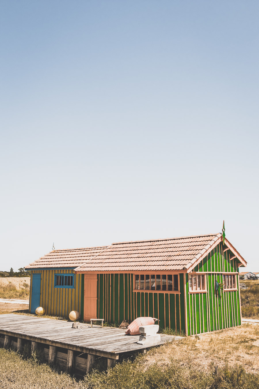 Fort Royer, port ostréicole