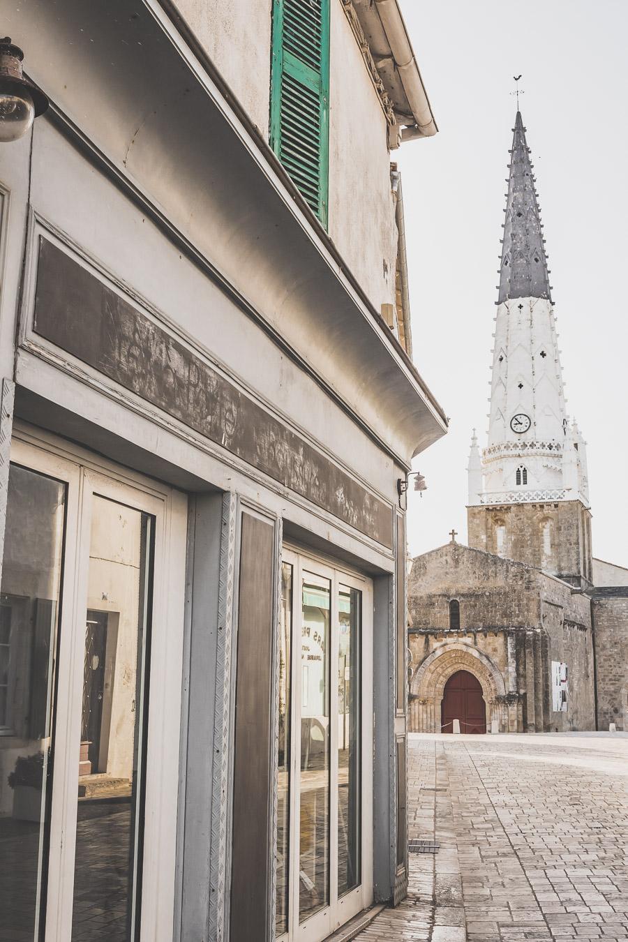 Eglise de l'Ile de Ré