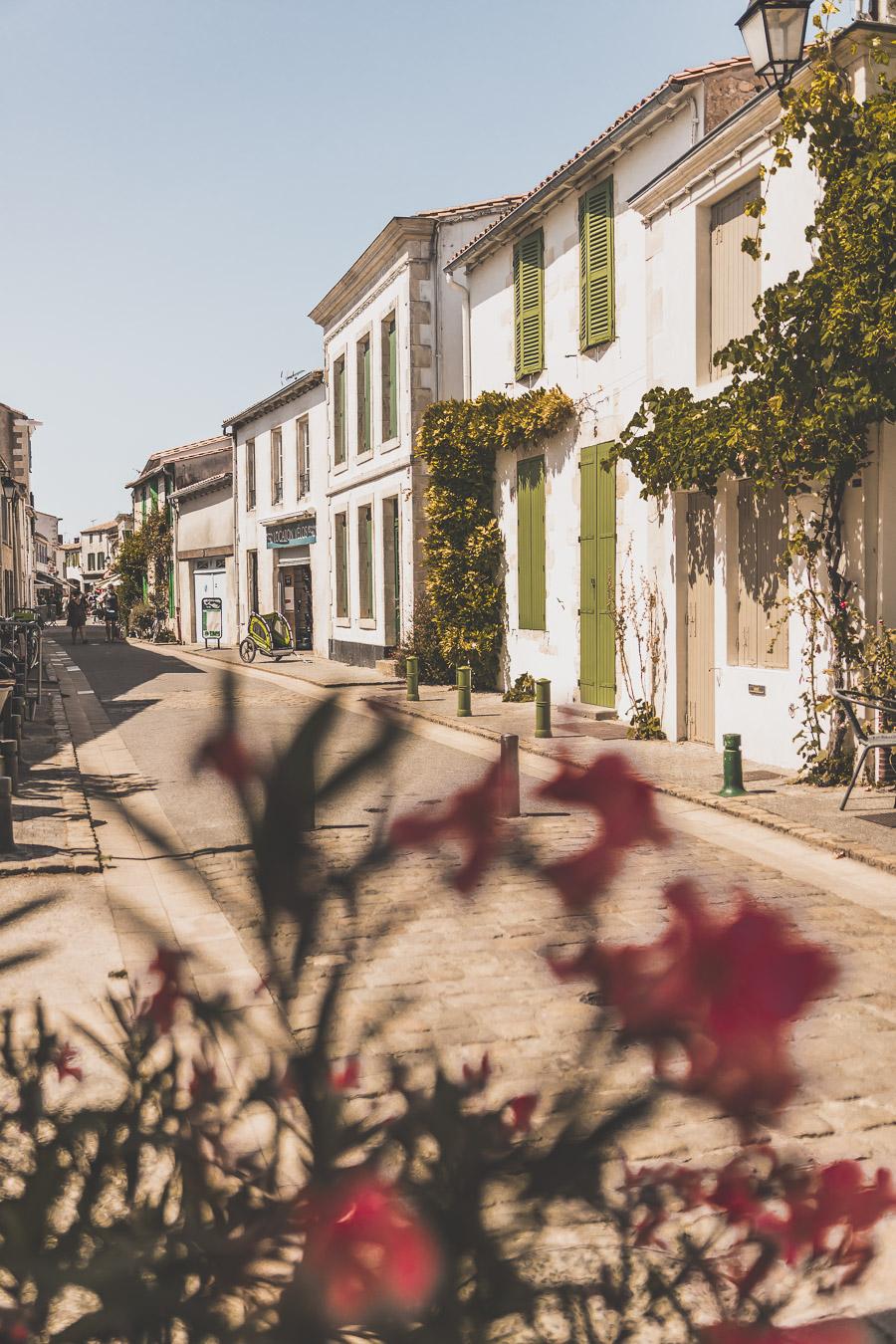 Village de La Flotte