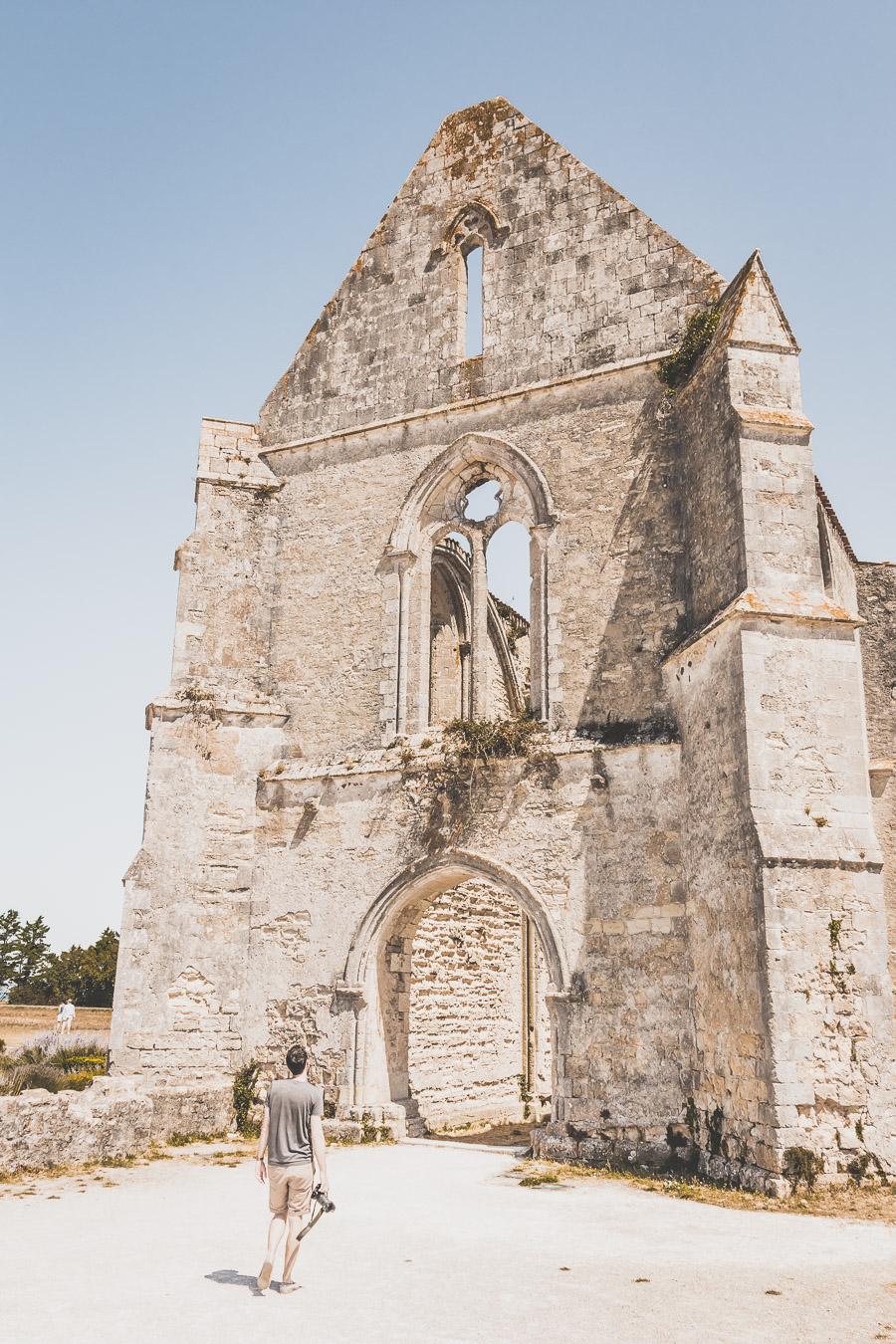 Abbaye Notre-Dame-de-Ré