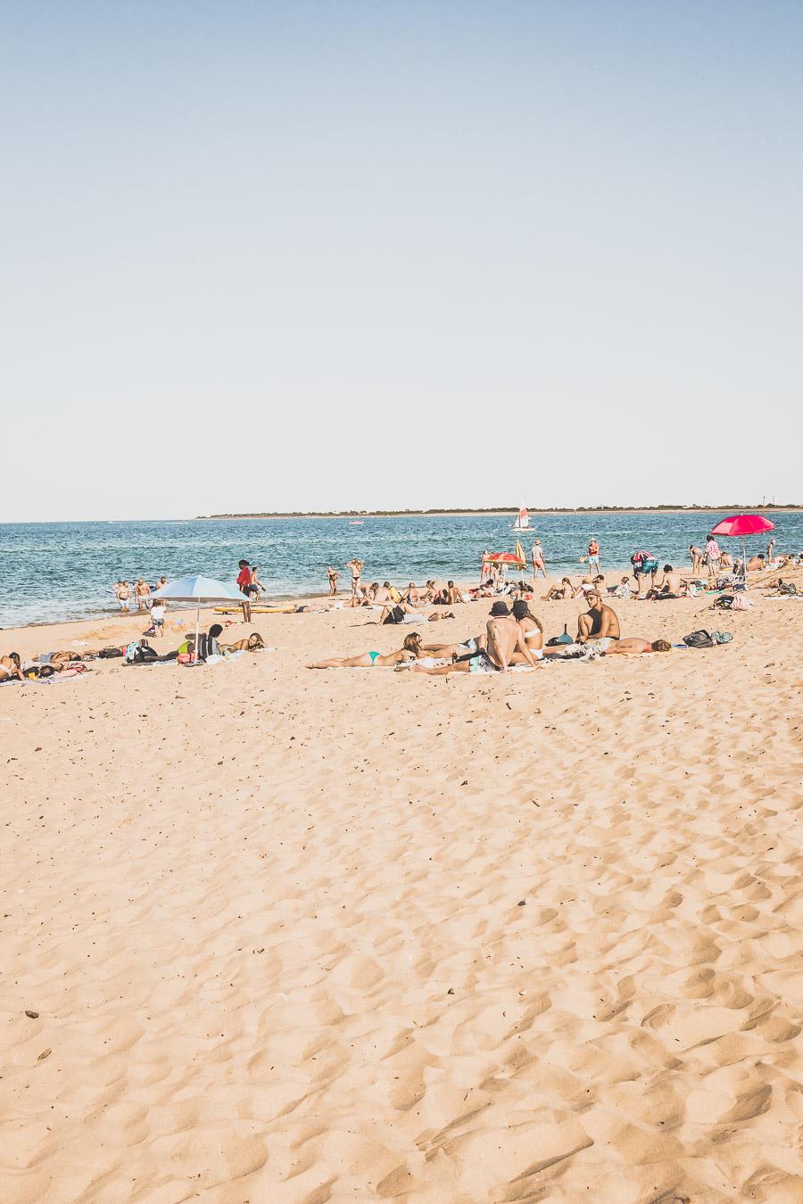 plage de Trousse-Chemise