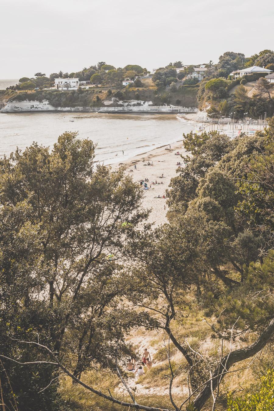 Plage des Nonnes, Meschers-sur-Gironde