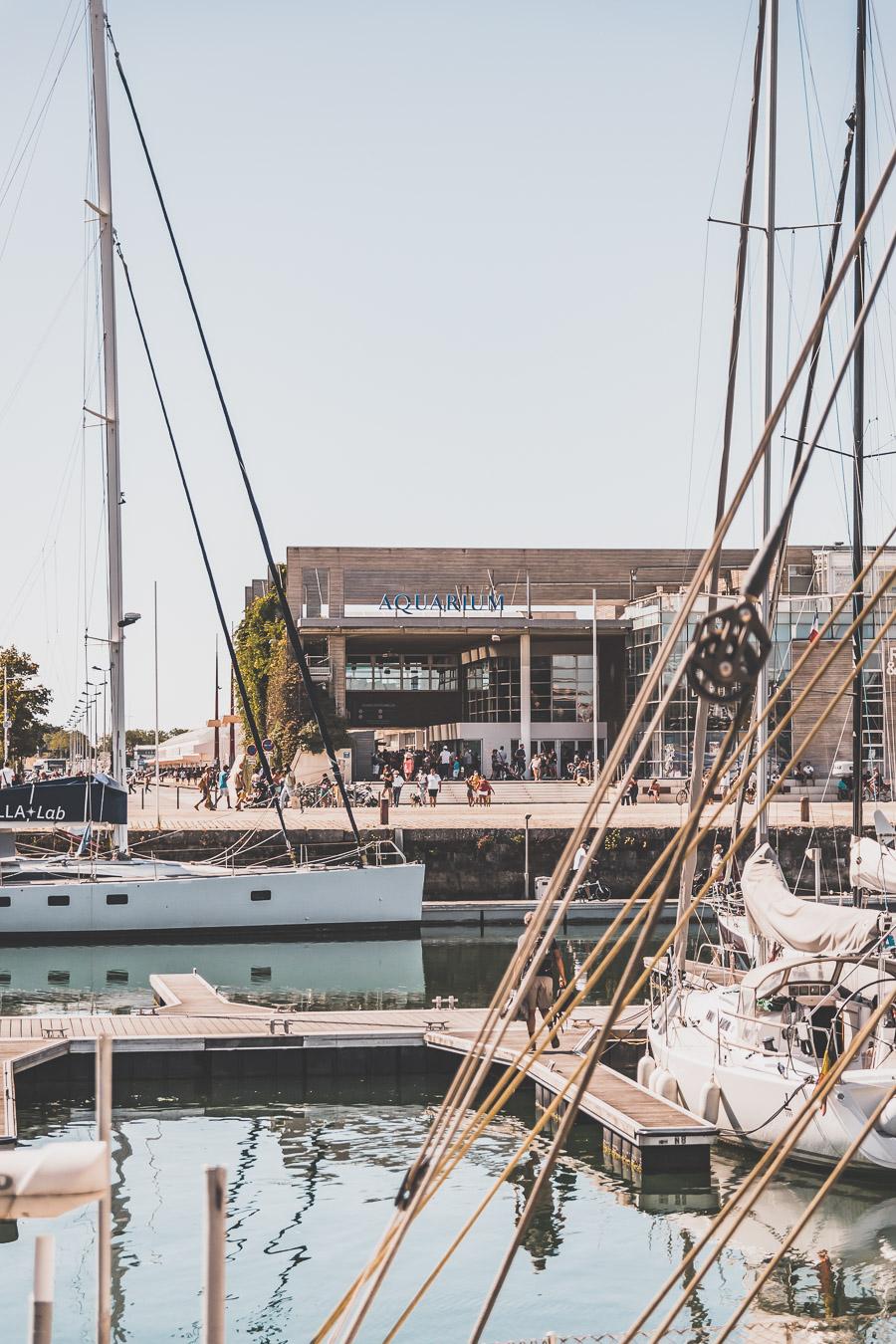 Découvrir La Rochelle