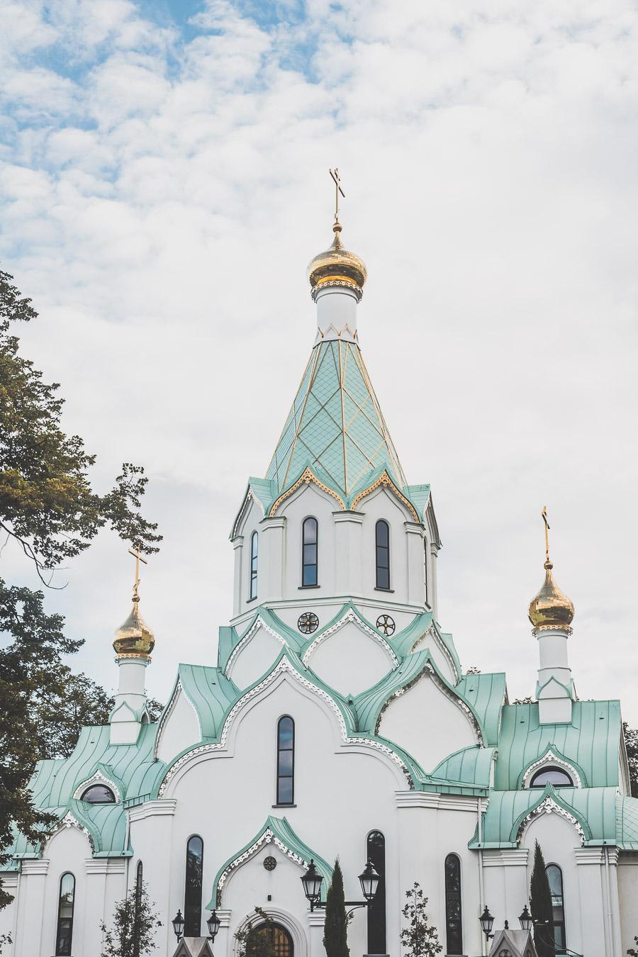 église orthodoxe Strasbourg