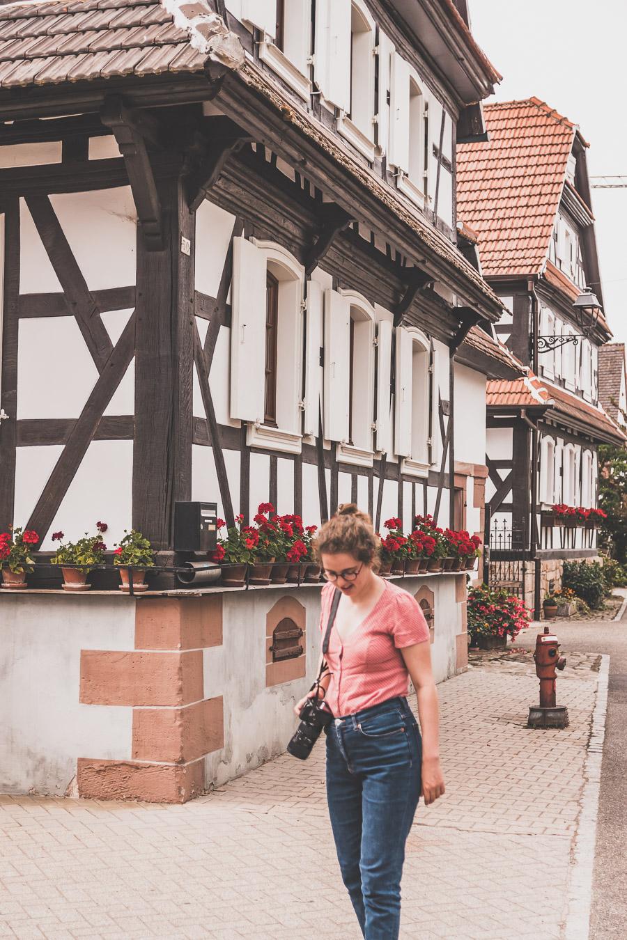 Hunspach, plus beau village de France