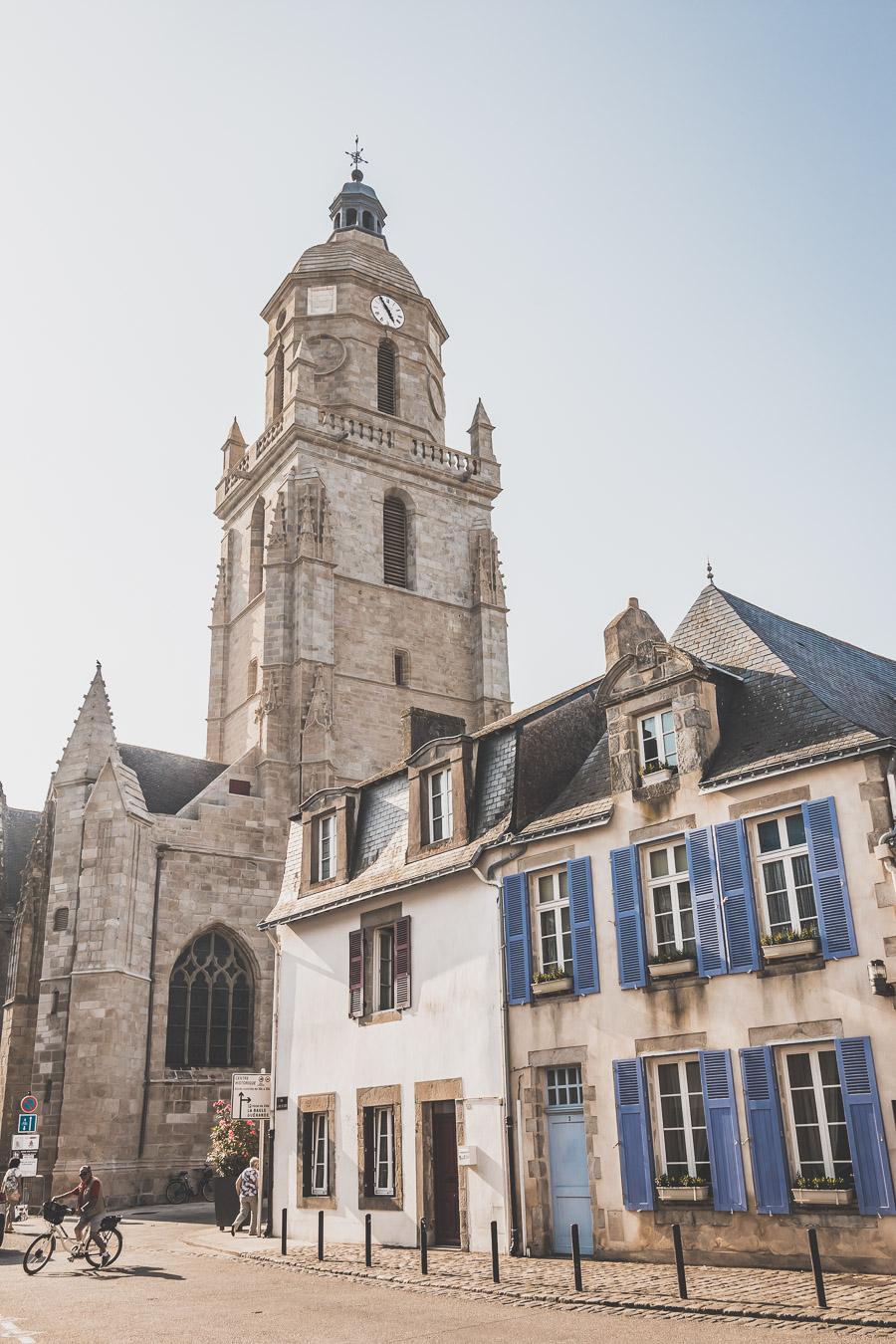 Le Croisic en Loire-Atlantique