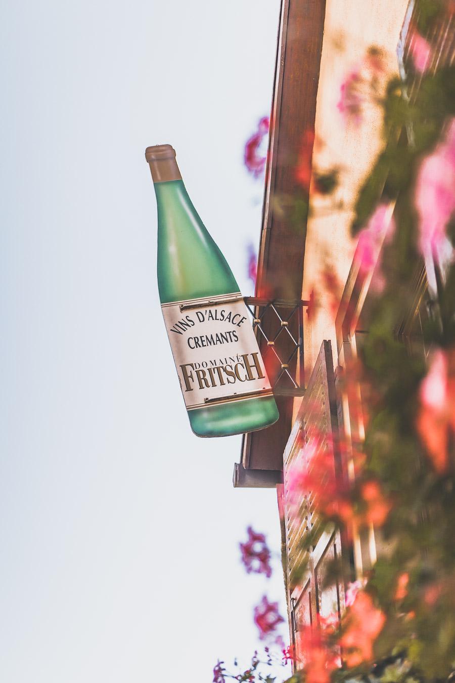 road trip route des vins en Alsace