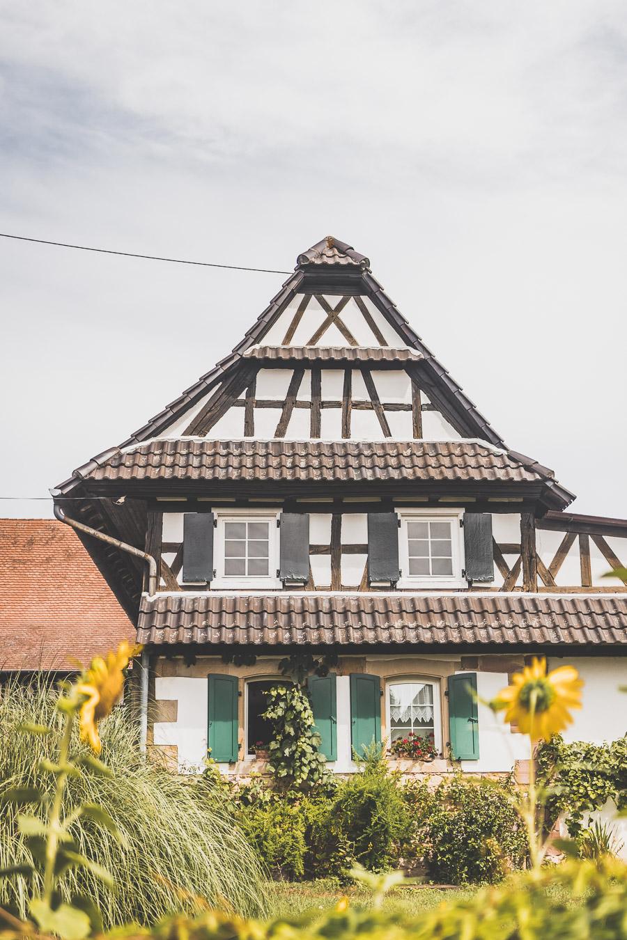Visiter le Bas-Rhin