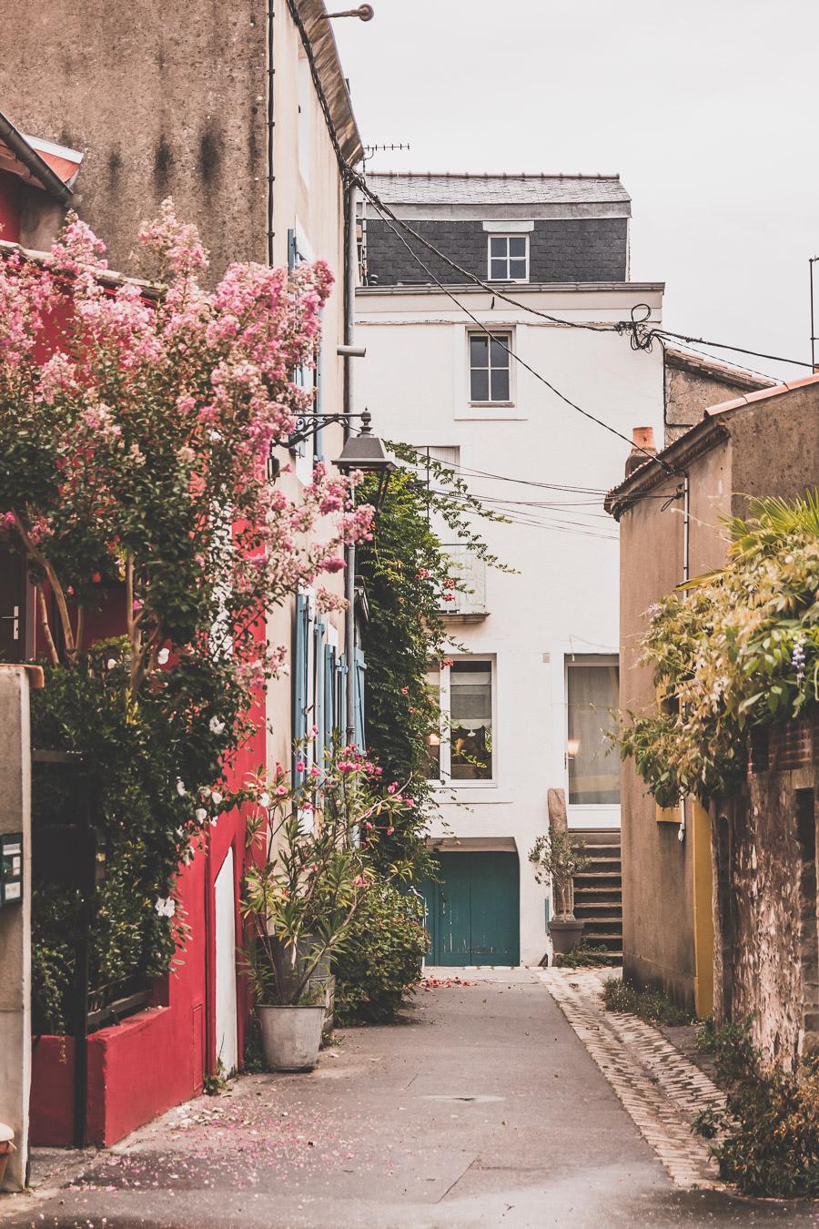 Trentemoult quartier à Nantes