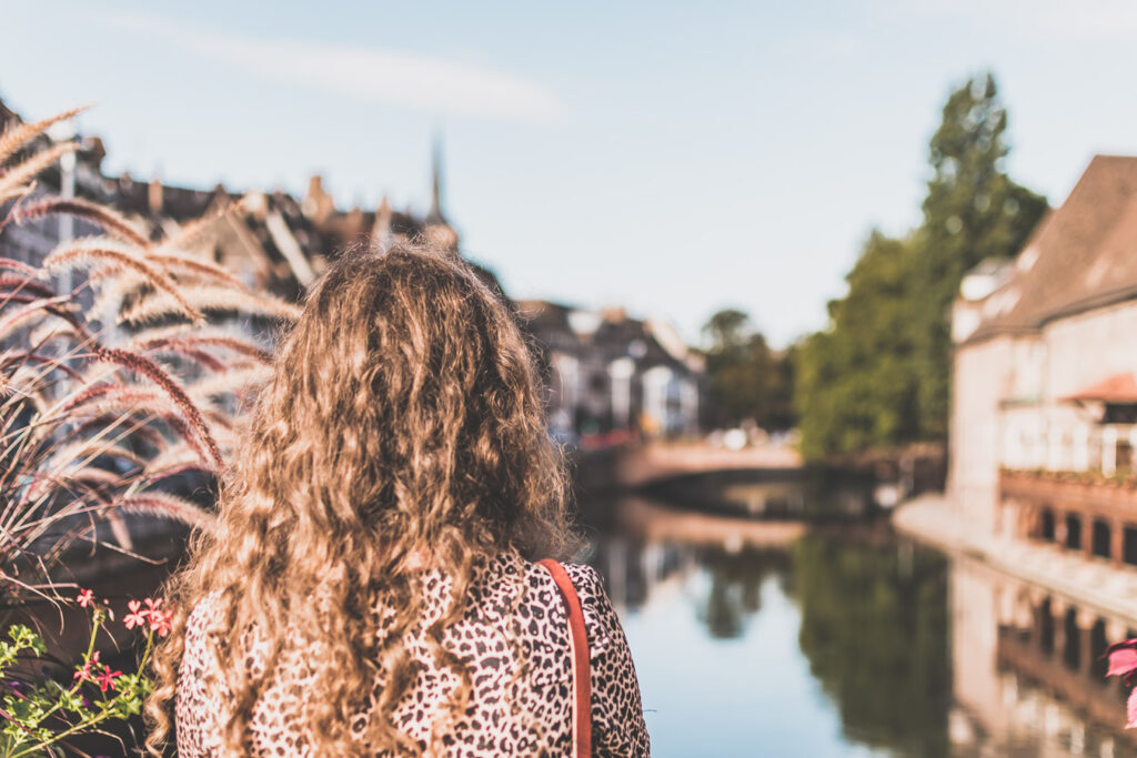 Visiter l'Alsace et les Vosges en van
