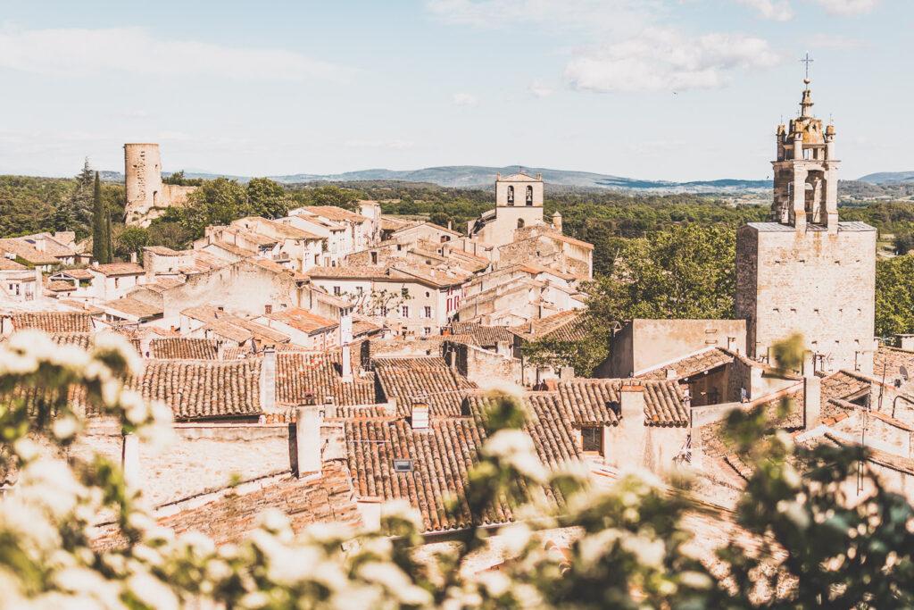 Cucuron, village du Lubéron