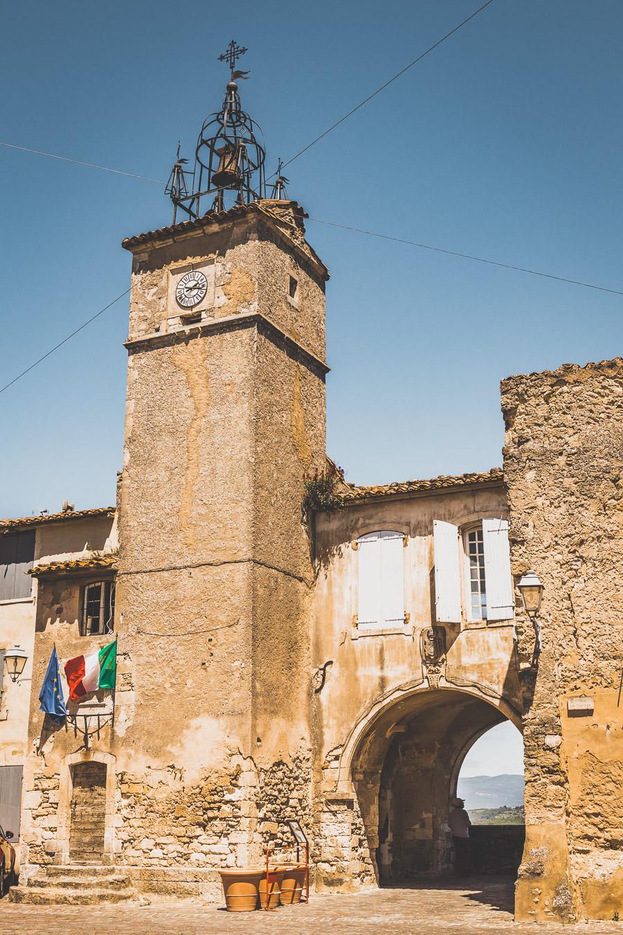 Ménerbes, Plus Beau Village de France