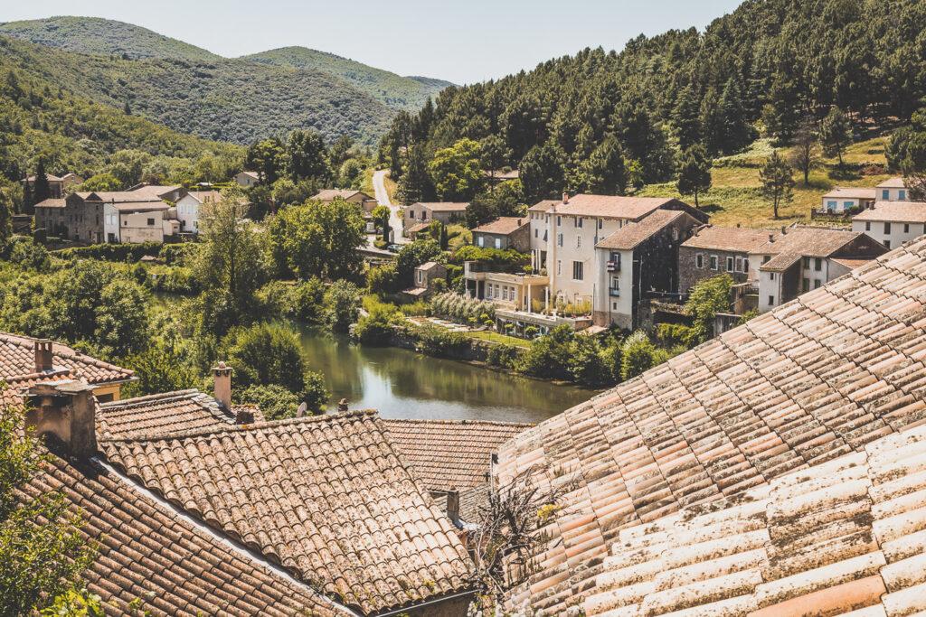 Olargues, Parc Naturel Régional du Haut-Languedoc