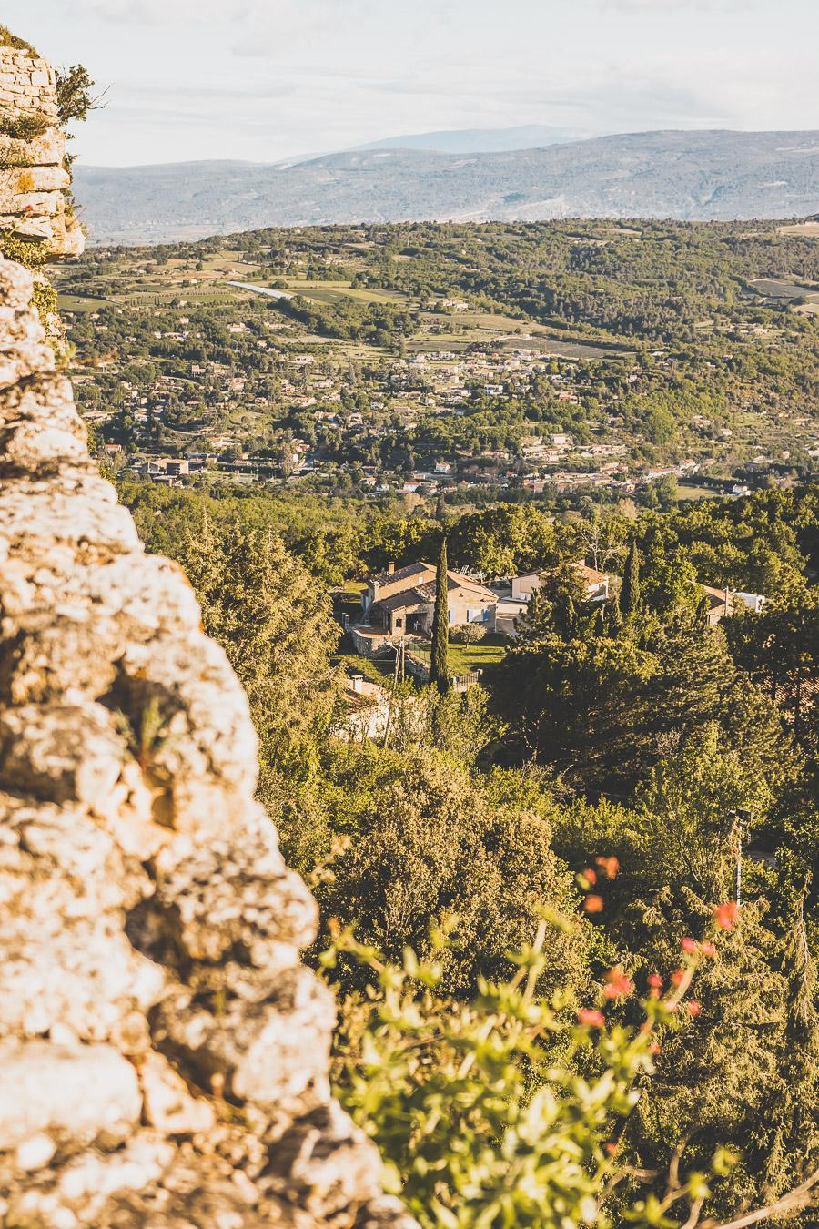 Saignon, village du Lubéron