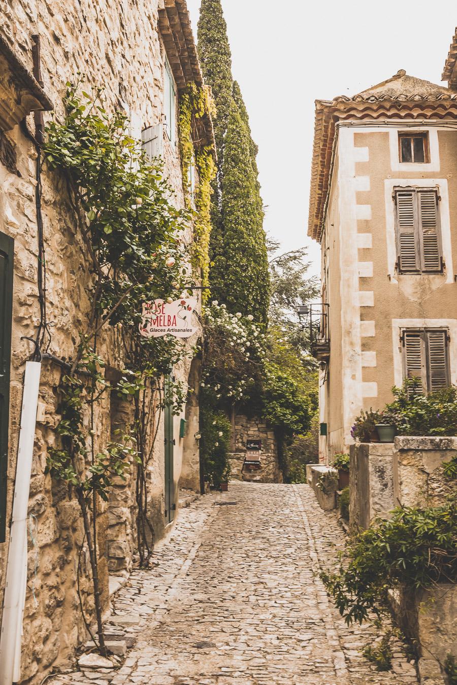 Séguret, Plus Beau Village de France