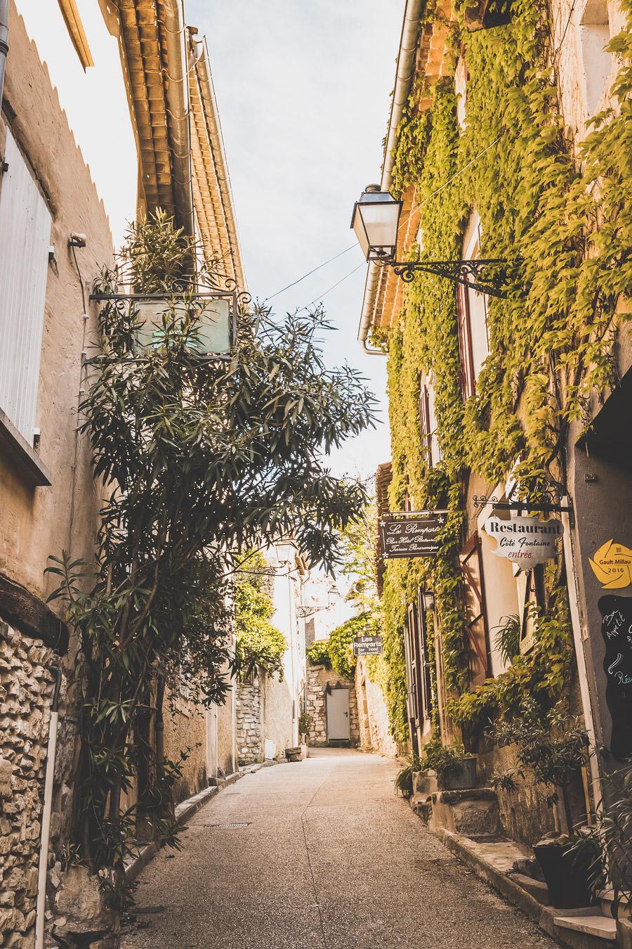 Vénasque, Plus Beau Village de France
