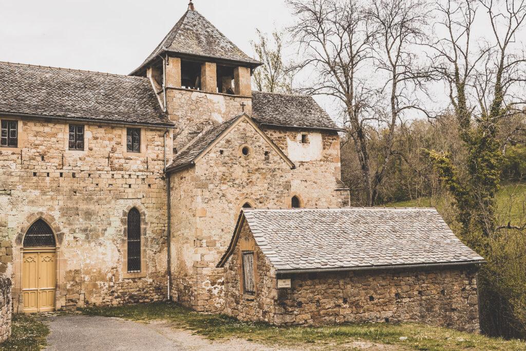 Eglise de Vanc